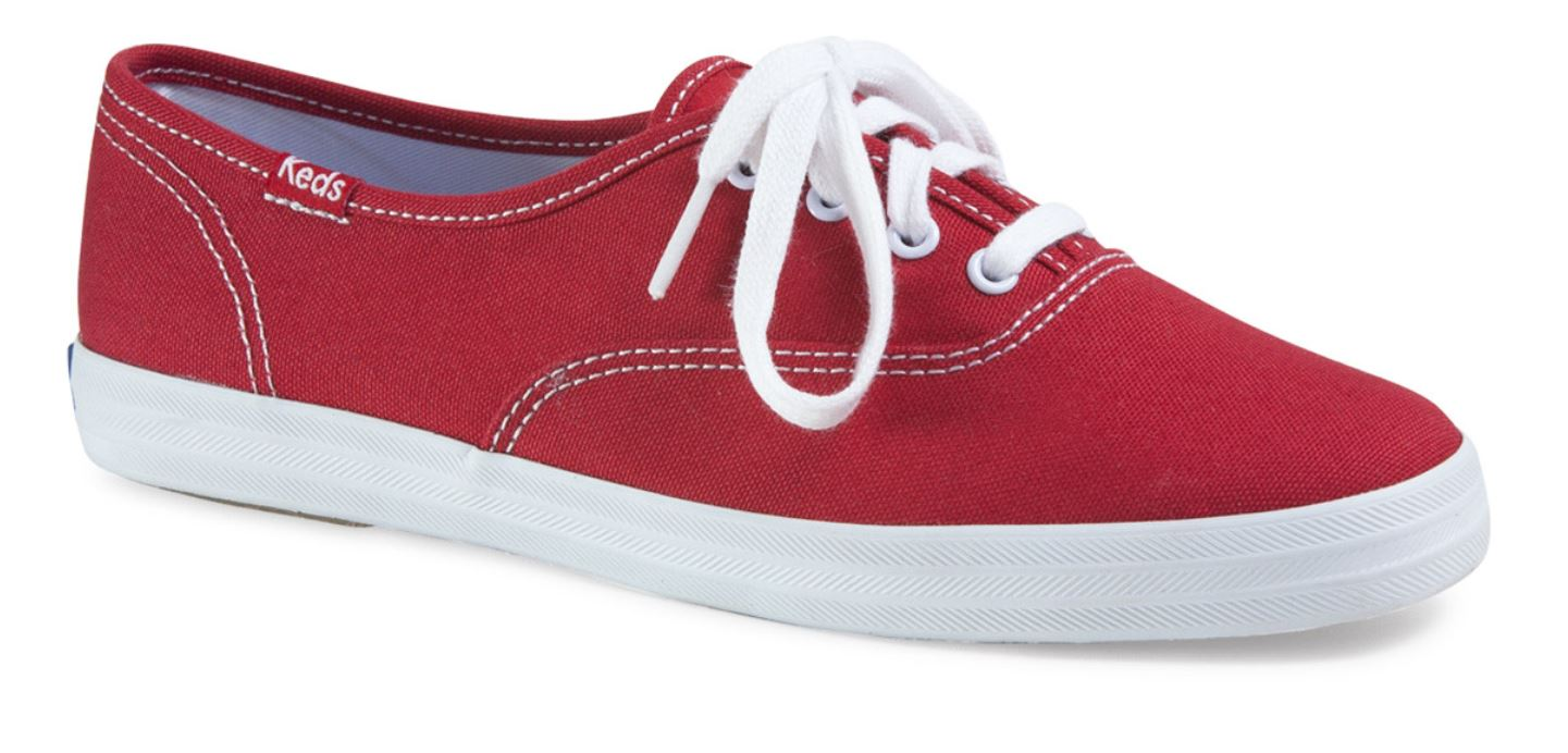 Old Fashioned Keds